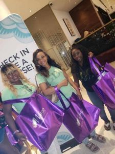 Bawse Conference Gift Bags