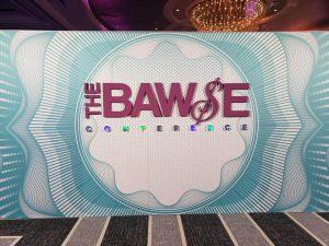Bawse Conference Logo Background