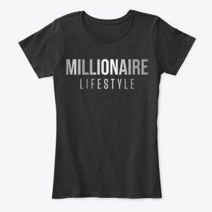 Millionaire Mindset Women's Tee